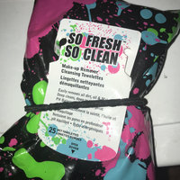 So Fresh So Clean Makeup Remover Cleansing Towelettes uploaded by Aali B.