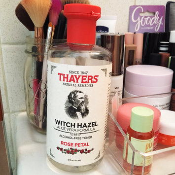 Photo of Thayers Alcohol-Free Rose Petal Witch Hazel Toner uploaded by Mary D.
