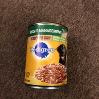 Pedigree® Chopped Beef Meaty Ground Dinner Dog Food uploaded by Amy G.