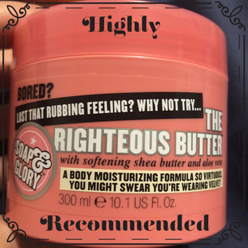 Photo of Soap & Glory The Righteous Body Butter uploaded by Katie S.