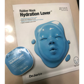 Photo of Dr. Jart+ Hydration Lover Rubber Mask uploaded by Brittany W.