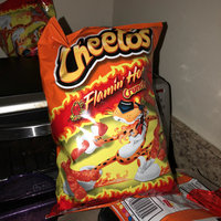 CHEETOS® Crunchy Flamin' Hot® Cheese Flavored Snacks uploaded by Marlene A.