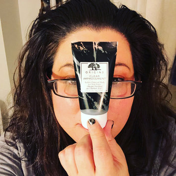 Photo of Origins Clear Improvement™ Active Charcoal Mask To Clear Pores uploaded by Kate J.