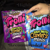 Trolli Sour Brite Crawlers Minis Very Berry uploaded by Tesamae H.