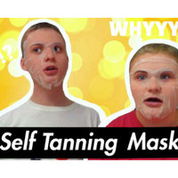 St. Tropez Tanning Essentials Self Tan Express Bronzing Face Sheet Mask uploaded by BryxRiley Y.