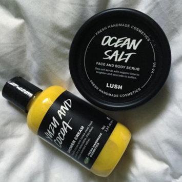 Photo of LUSH Ocean Salt Face and Body Scrub uploaded by alyssa c.