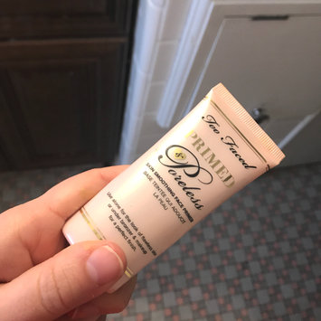 Photo of Too Faced  Primed & Poreless Skin Smoothing Face Primer uploaded by Ali W.