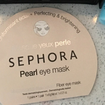 Photo of SEPHORA COLLECTION Eye Mask Pearl - Perfecting & brightening uploaded by Hayley G.