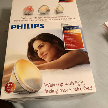 Photo of Philips Light Therapy Wake-up Light uploaded by Jennifer M.