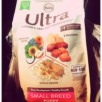 Nutro Ultra NUTROA ULTRATM Small Breed Puppy Food uploaded by Erin M.