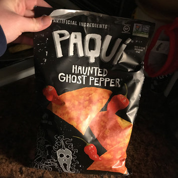 Photo of Generic Paqui Haunted Ghost Pepper Tortilla Chips, 5.5 oz uploaded by Jessica N.