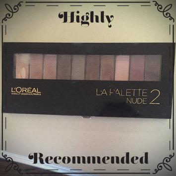 Photo of L'Oréal Paris La Palette Nude uploaded by Erica S.