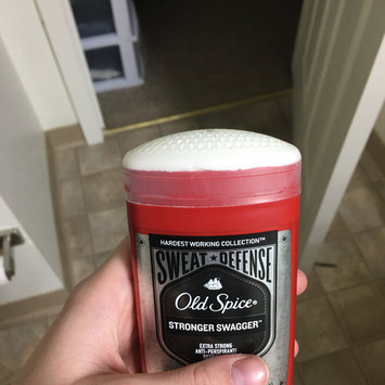 Photo of Hardest Working Collection Old Spice Hardest Working Collection Sweat Defense Anti-Perspirant & Deodorant Stronger Swagger 2.6 oz uploaded by Emmi A.