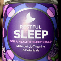 Olly Restful Sleep Blackberry Zen Vitamin Gummies - 50 Count uploaded by Sarah W.
