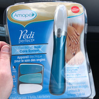 Amope Pedi Perfect™ Electronic Nail Care System Kit uploaded by Dale J.