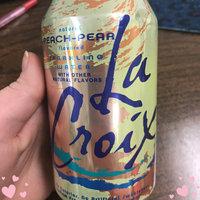 La Croix Peach-Pear Sparkling Water uploaded by Kristin S.