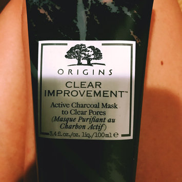 Photo of Origins Clear Improvement™ Active Charcoal Mask To Clear Pores uploaded by Diana R.