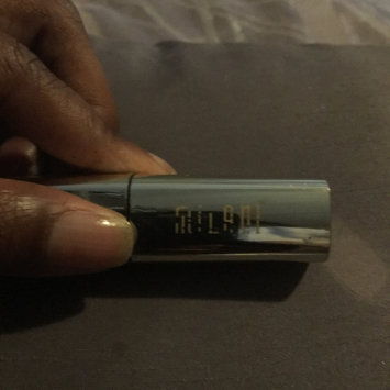 Photo of Milani Matte Color Statement Lipstick uploaded by Victoria S.