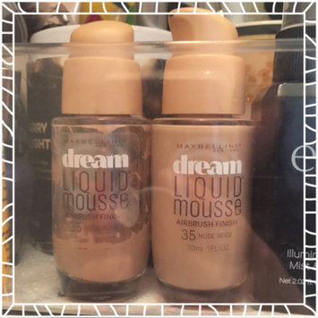 Photo of Maybelline Dream Liquid® Mousse Foundation uploaded by Leslie M.