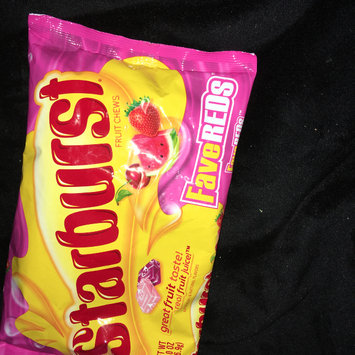 Photo of Starburst FaveREDs Fruit Chews uploaded by Rockea J.