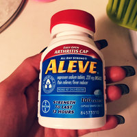 Aleve Tablets with Easy Open Arthritis Cap uploaded by Diana R.