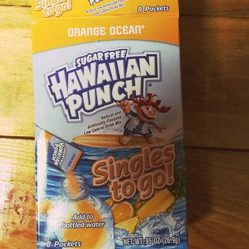 Photo of Hawaiian Punch Orange Sugar Free Drink Mix Singles to go uploaded by MK J.