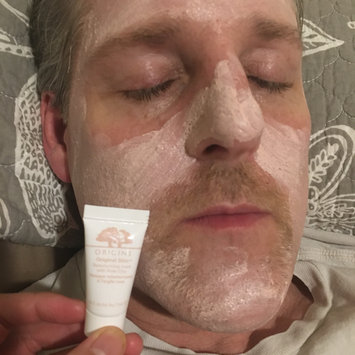 Photo of Origins Original Skin Retexturing Mask with Rose Clay uploaded by Irish R.