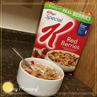 Special K® Kellogg's Red Berries Cereal uploaded by Rayna G.