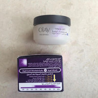 Olay Anti Wrinkle Firm & Lift Night Cream uploaded by Meera 🙇.