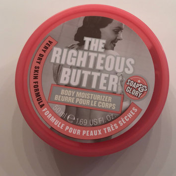 Photo of Soap & Glory The Righteous Body Butter uploaded by Erica H.