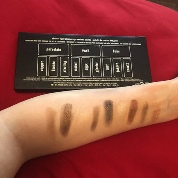 Photo of Kat Von D Shade + Light Glimmer Eye Palette uploaded by Angie A.