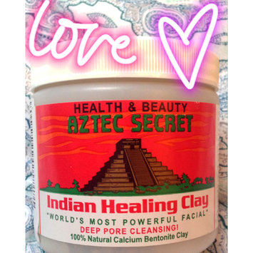 Photo uploaded to Aztec Secret Indian Healing Clay Deep Pore Cleansing by HARPREET S.