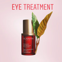 Clarins Super Restorative Total Eye Concentrate uploaded by Sammie 💫.