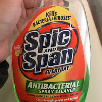 Spic and Span Everyday Antibacterial Spray Cleaner Fresh Citrus Scent uploaded by Diana R.