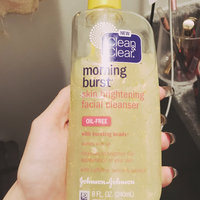 Clean & Clear® Morning Burst® Skin Brightening Facial Cleanser uploaded by Diana R.