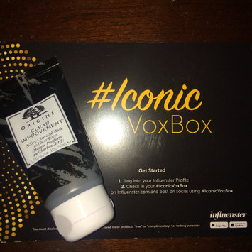 Photo of Origins Clear Improvement™ Active Charcoal Mask To Clear Pores uploaded by Brittany F.
