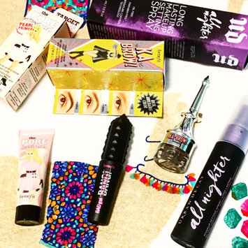 Photo of Urban Decay All Nighter Long-Lasting Makeup Setting Spray uploaded by Amy K.