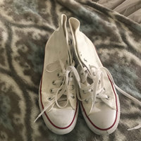 Converse Chuck Taylor All Star Hi-Top Sneaker [] uploaded by Malori M.