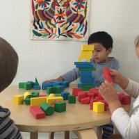 Verdes Foam Building Blocks 100/pieces uploaded by Paola V.