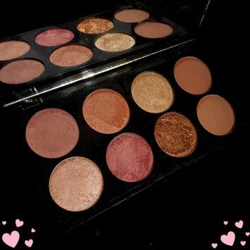 Photo of Makeup Revolution Golden Sugar 2 Rose Gold Ultra Professional Blush Palette uploaded by Brianna S.