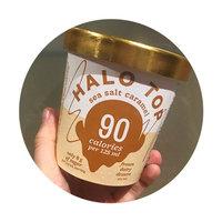 Halo Top Sea Salt Caramel Ice Cream uploaded by Deanna W.