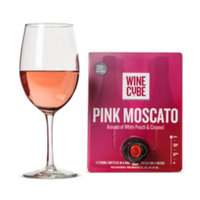 Wine Cube WINE CUBE 3L PINK MOSCATO uploaded by Leana H.