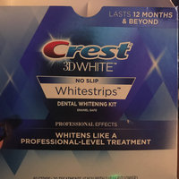 Whitestrips Profesnl Whtng Sys Crest 3D White Whitestrips Professional Effects, 20 Treatments uploaded by Diana R.