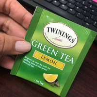 TWININGS® OF London Green Tea with Lemon Tea Bags uploaded by Aura C.