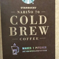 STARBUCKS® Cold Brew Coffee Pitcher Packs Ground uploaded by Patty H.