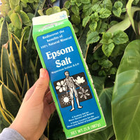 Bulk Buys Aaron White Mountain Epsom Salt 2lb uploaded by Ana Cristina W.