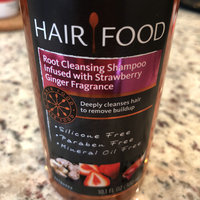 Hair Food Strawberry Ginger Root Cleansing Shampoo uploaded by Candice M.