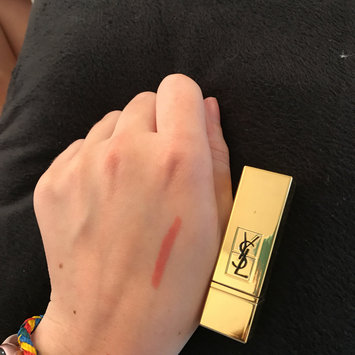 Photo of Yves Saint Laurent Rouge Pur Colture Satin Radiance Lipstick uploaded by Haley W.