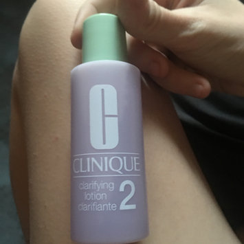Photo of Clinique Clarifying Lotion 2 uploaded by Taylor S.