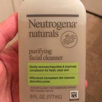 Neutrogena® Naturals Purifying Pore Scrub uploaded by Kessy G.